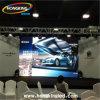 Visualización de LED de interior de alquiler de la pantalla del LED para hacer publicidad con 3 años de garantía