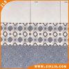 Azulejo de cerámica de la pared del cuarto de baño azul del material de construcción con el precio bajo