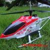De Helikopter RC van het Stuk speelgoed van SNew - 3CH ZonneModule van Versionmall van de Gyroscoop van het Stuk speelgoed van de Helikopter RC van de Legering van het Metaal de Mini