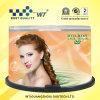 Unbelegtes DVD-R 16x mit niedriger defekter Rate