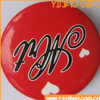 Logo personalizzato Printing Cheap Tinplate Button da vendere (YB-BT-04)