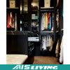 고품질 검정 색깔 옷장 옷장 (AIS-W367)