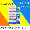 Торговые автоматы очень вкусный продуктов моря и свежей еды