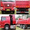 China pesado de camiones Sinotruck HOWO 6X4 camión volquete