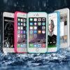 Écran résistant imperméable à l'eau de corps scellé par 100% de l'eau le plein protègent la caisse avant et arrière molle de gel de TPU pour l'iPhone 6 6s /iPhone6 4.7  /iPhone6s