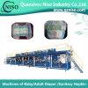 Machine fiable de garniture de couches-culottes de bébé de la Chine avec GV (YNK400-HSV)