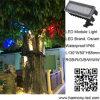 IP65 Waterproof a luz de inundação ao ar livre decorativa do diodo emissor de luz do jardim