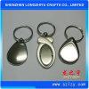 Het Draagbare Keychain In het groot Lege Metaal van de douane Keychain