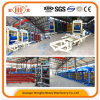 Brique concrète de machine à paver de machine de fabrication de brique étendant la machine