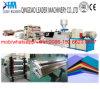 Máquina de PVC Decoración Publicidad Foam Board Extrusora Extrusion