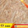 Mattonelle di pavimento di ceramica della parete della porcellana di sembrare di pietra di marmo (SH600)