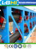 High-Capacity Pipe Conveyor/Material Handling Equipment с Rubber Belt
