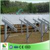Кронштейн g земной установки алюминиевый солнечный