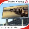 LED表示P16掲示板の屋外の映画広告の製品の表示