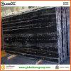 Широко используемые серебряные слябы Portoro мраморный для конструкции гостиницы
