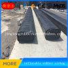排水渠の構築のための膨脹可能なゴム製心棒