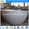Головка крышек конца большого диаметра полусферическая для сосуда под давлением