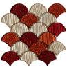 Мозаика художнической мозаики цветастая для украшения стены