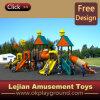 El estándar competitivo del CE embroma el patio al aire libre de los niños para el pre-entrenamiento (X1509-5)