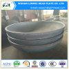 皿に盛られた楕円形のヘッドステンレス鋼の管付属品