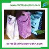 La coutume estampée réutilisent le sac de transporteur de papier pour des achats