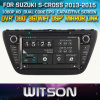 스즈끼 S-Cross 2013-2015년 Radio를 위한 Witson Windows Navigation