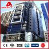 Panneau en plastique composé en aluminium de matériau de construction de centre commercial