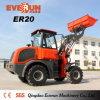 Everun Er20 Radlader 의 2.0 톤 선적 Capaity 로더, 세륨은 승인했다