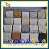 Color misturado de Stone Quartz para Kitchen Decoration