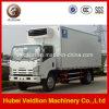 Isuzu 700p 4X2 20cbm Refrigerator Truck voor Fresh Food