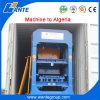 Ligne complètement automatique de machine du bloc Qt4-15, ligne de machine de bloc concret