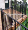 Handrail, Steel Railing per Internal ed external d'acciaio