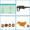 Spielzeug-Drosselspulen-Ring-Solarschwingen-Kupfer-Ring für Spielzeug
