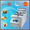 friteuse profonde de gaz neuf du modèle 12L avec le thermostat