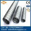 Conductos acanalados galvanizados flexibles de las ventas directas de la fábrica
