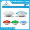 18watt indicatore luminoso subacqueo della piscina del PC RGB/White LED