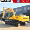 Землечерпалка следа Китая 21ton с сертификатом Ce