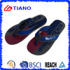 New Fashion EVA Colorful Beach Flip-Flop pour hommes (TNK35348)