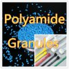 Polyamid-Körnchen
