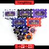 2016 kundenspezifisch anfertigen/Kasten Ym-Fmgm002 der Marco Art-Aluminiumschürhaken-Chipset-Spielkarte-gesetzter Chip-760PCS