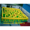 Guangzhou-preiswertes aufblasbares Labyrinth-aufblasbares Labyrinth