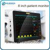 Hot - Moniteur patient de 8 pouces pour l'utilisation du véhicule EMS