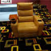 고품질 쟁반 테이블 (CH-668)를 가진 가죽 기대는 가정 극장 영화관 시트