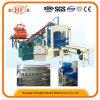 La tierra concreta comprimida del cemento bloquea las máquinas con precio