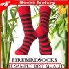 Нашивка способа популярных изготовленный на заказ женщин цветастая Socks оптом