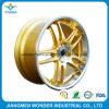 Epoxi de ouro cromado brilhante para revestimento de pó de roda de carro