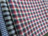 Il filo di cotone ha tinto gli assegni della ratiera per Shirt-Lz6741