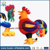 زاويّة قابل للنفخ يعلن دجاجة نموذج لأنّ عمليّة بيع