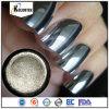 Chrom-Spiegel-Silber-Pigment, hohes Glanz-Spiegel-Effekt-Nagellack-Pigment
