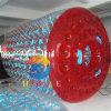 多彩で膨脹可能な水水ゲームのための歩くローラーのZorbの球